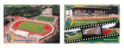 Postkarten Waldstadion