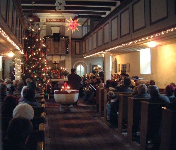 Konzert zu Weihnachten