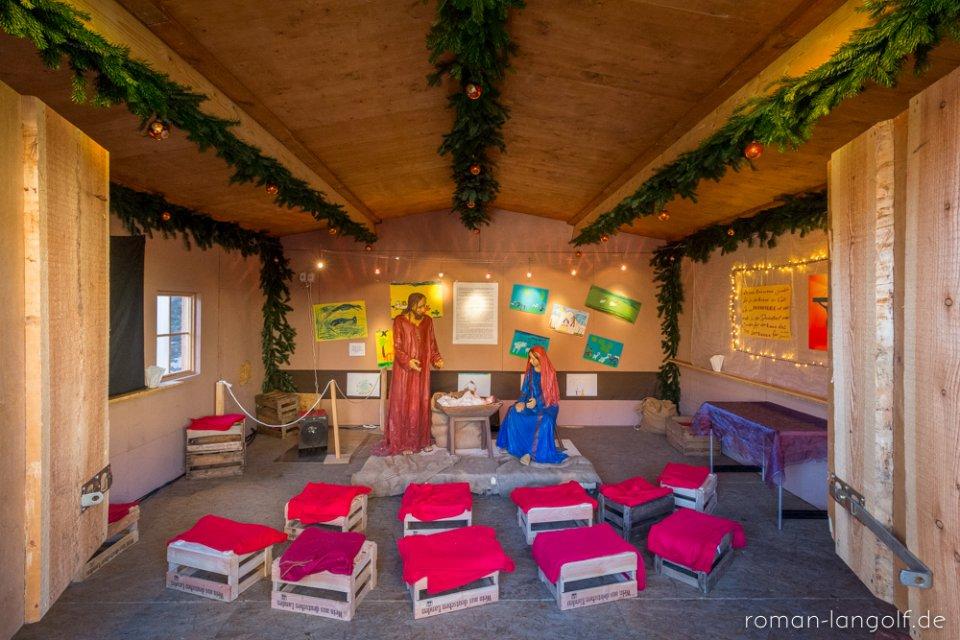 Weihnachtshütte 2016